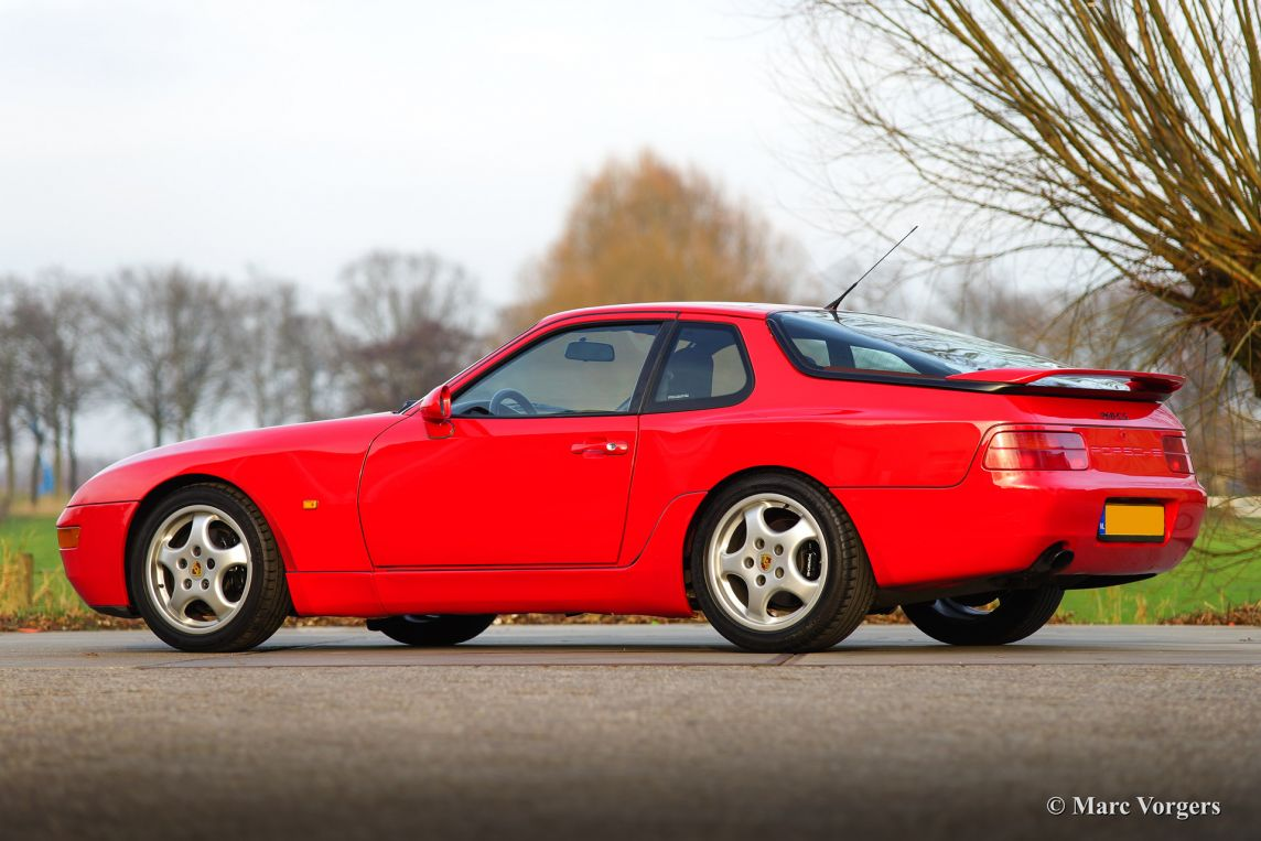 Porsche 968 Cs 1993 Welcome To Classicargarage