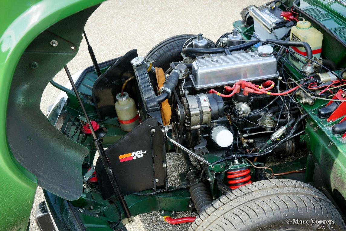 Triumph Spitfire 1500 Tc  1978