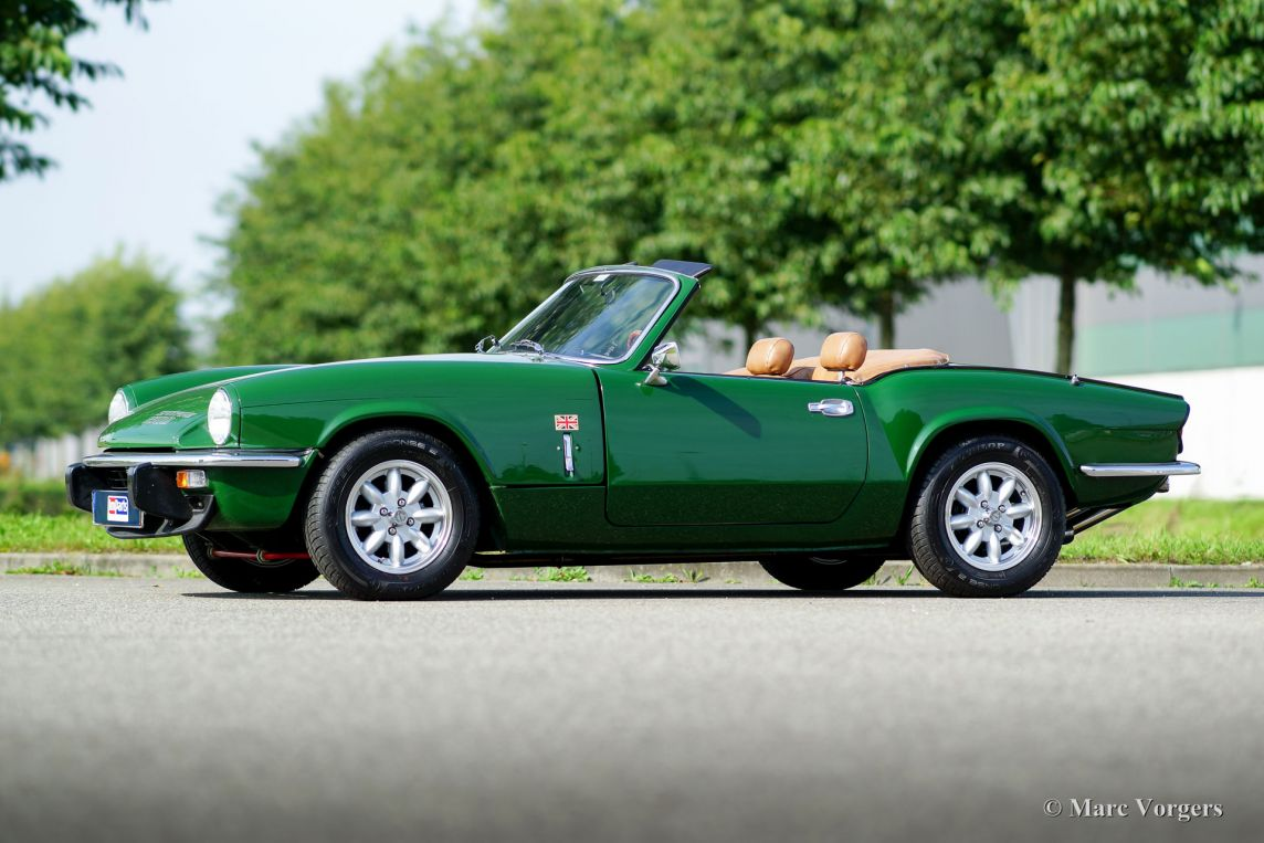 Cars For Sale Under 1500 >> Triumph Spitfire 1500 TC, 1978 - Welcome to ClassiCarGarage