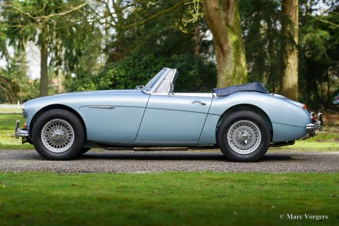 Austin Healey 3000 Mk III ph 2, 1967