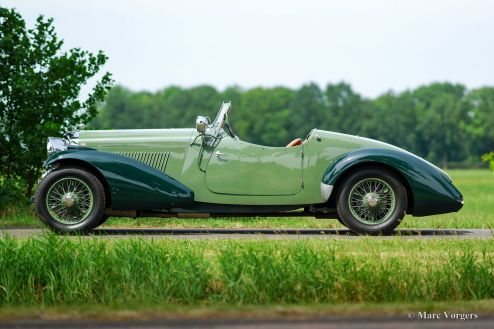 Bentley 3½ Litre Sports, 1934