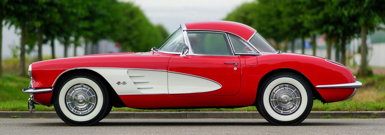 Kelebihan Corvette 1958 Spesifikasi