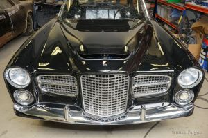 Facel Vega Excellence EX2 C005 restoration