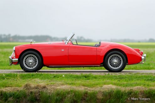 MG MGA 1600 roadster, 1959