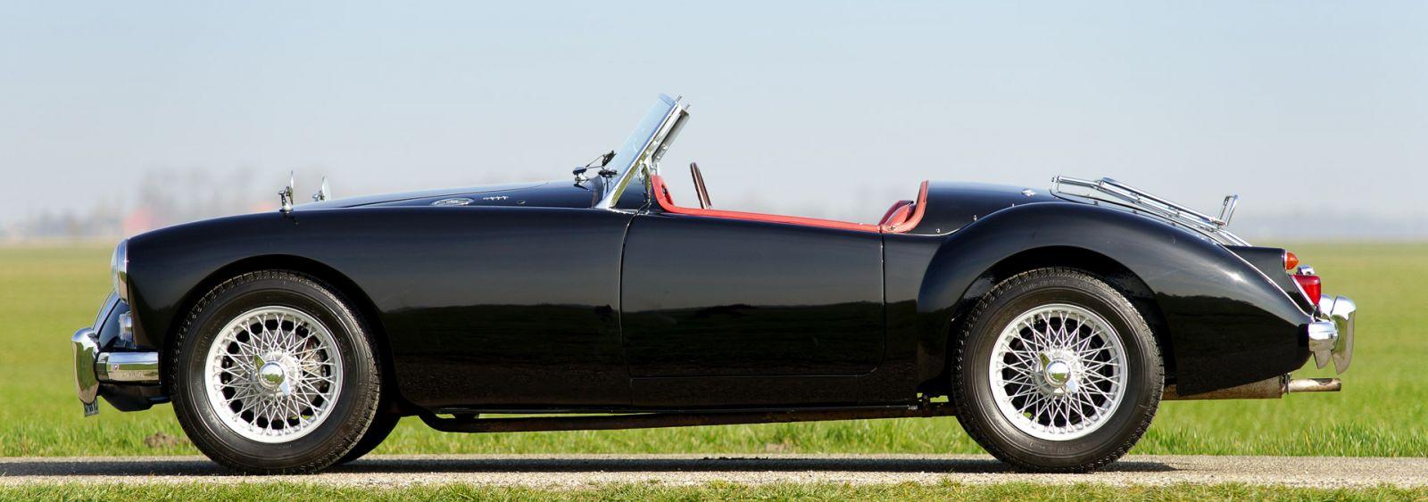 Mga For Sale >> MG MGA 1600 roadster, 1960 - Welcome to ClassiCarGarage