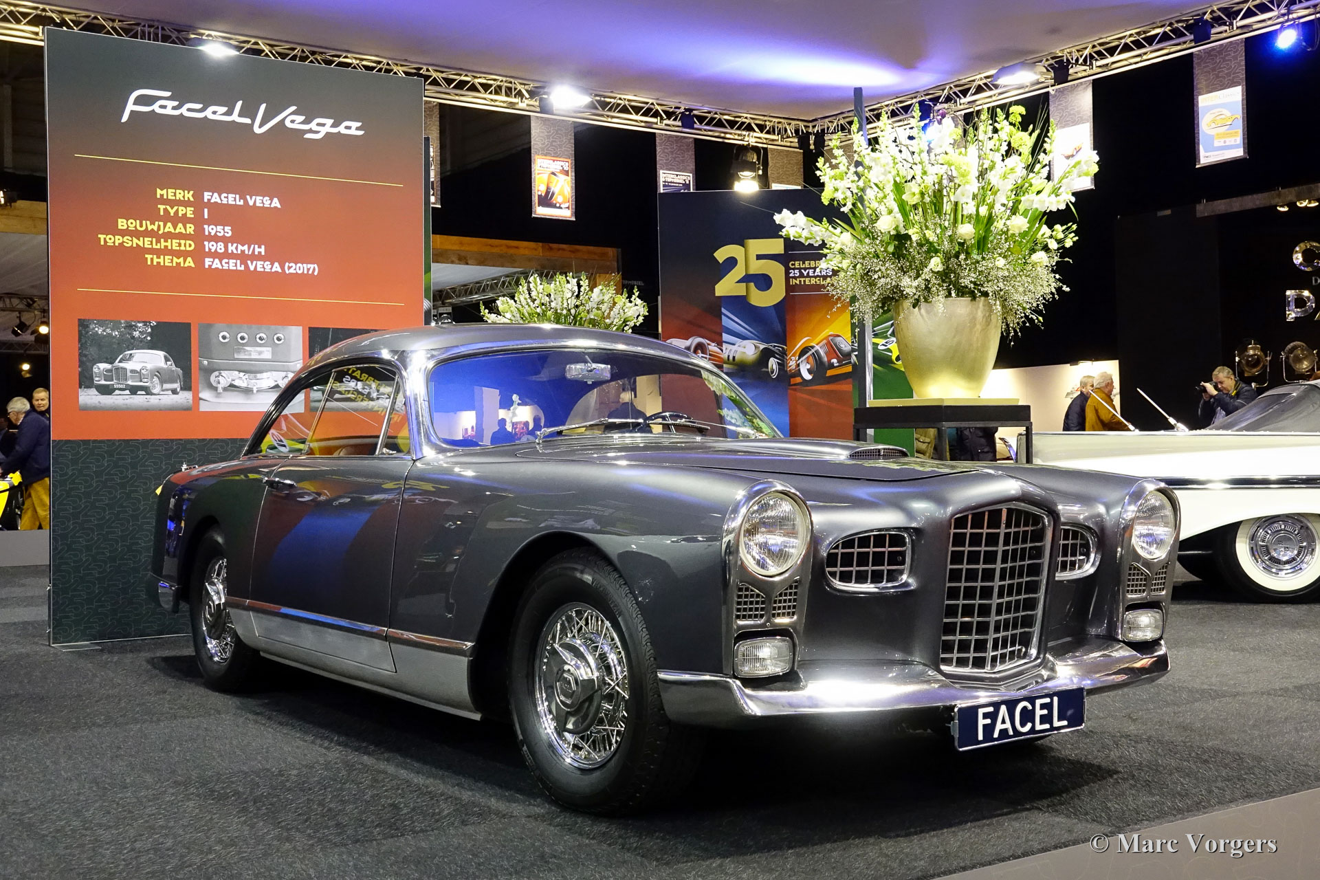 Facel Vega FV1 at InterClassics Maastricht 2018