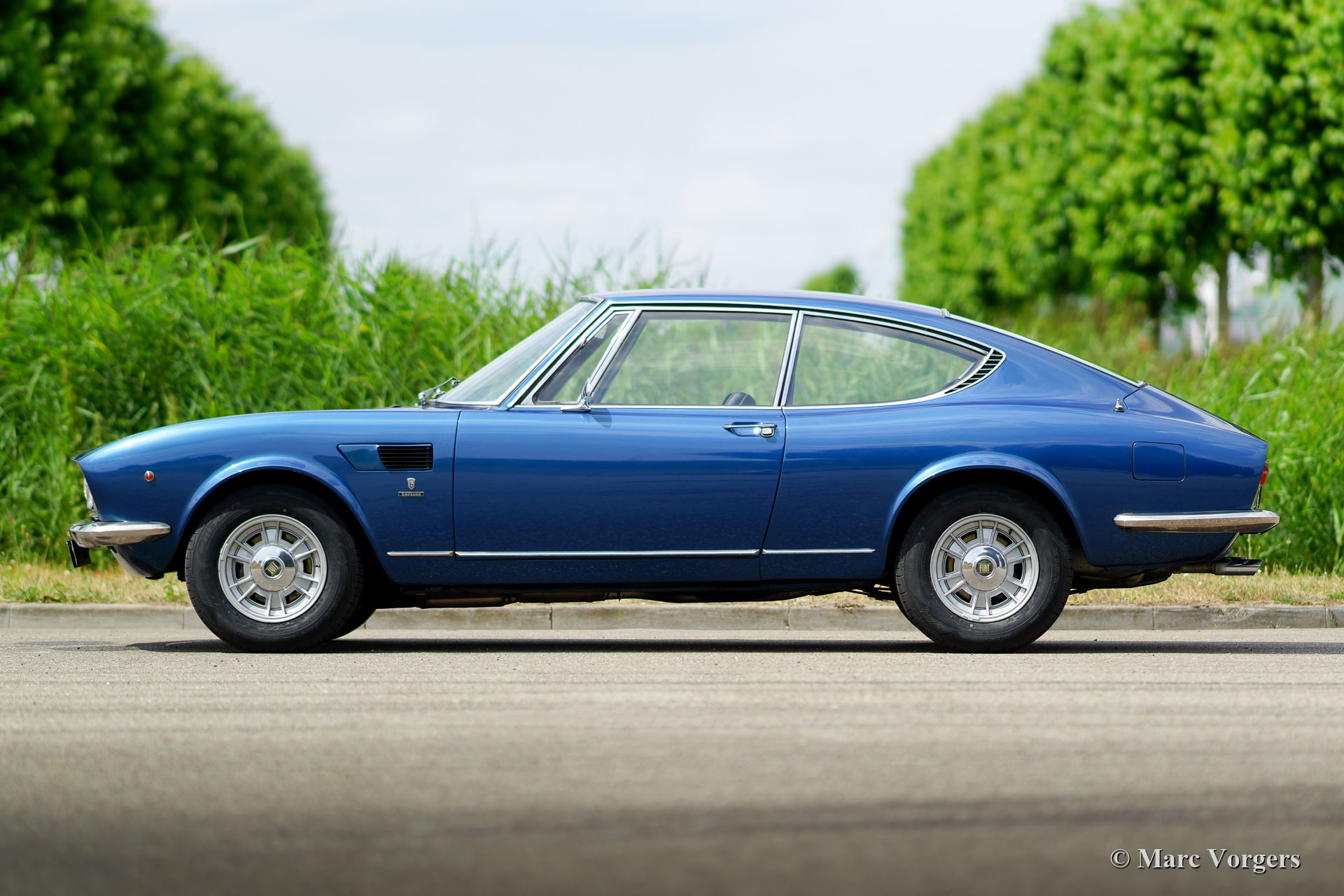 Fiat Dino 2000 Coupe 1967 Welcome To Classicargarage