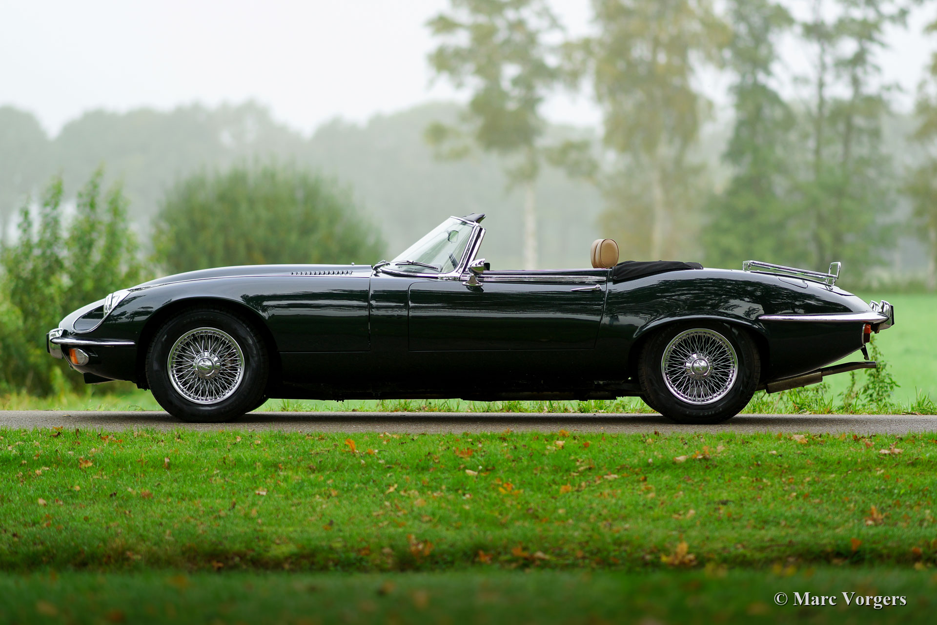 Jaguar E Type V12 Convertible 1973 Welcome To Classicargarage