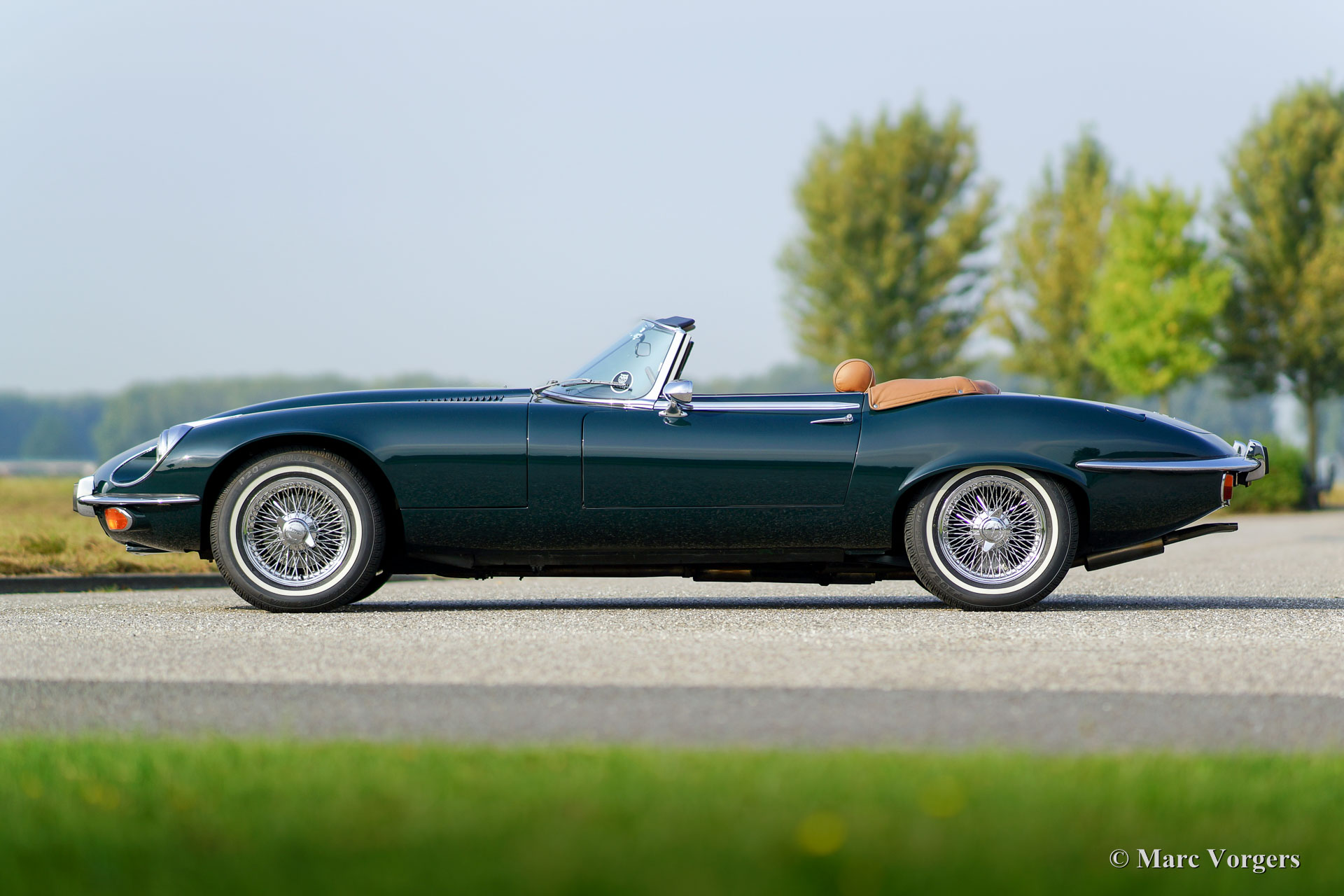 Jaguar E Type V12 Roadster 1973 Welcome To Classicargarage