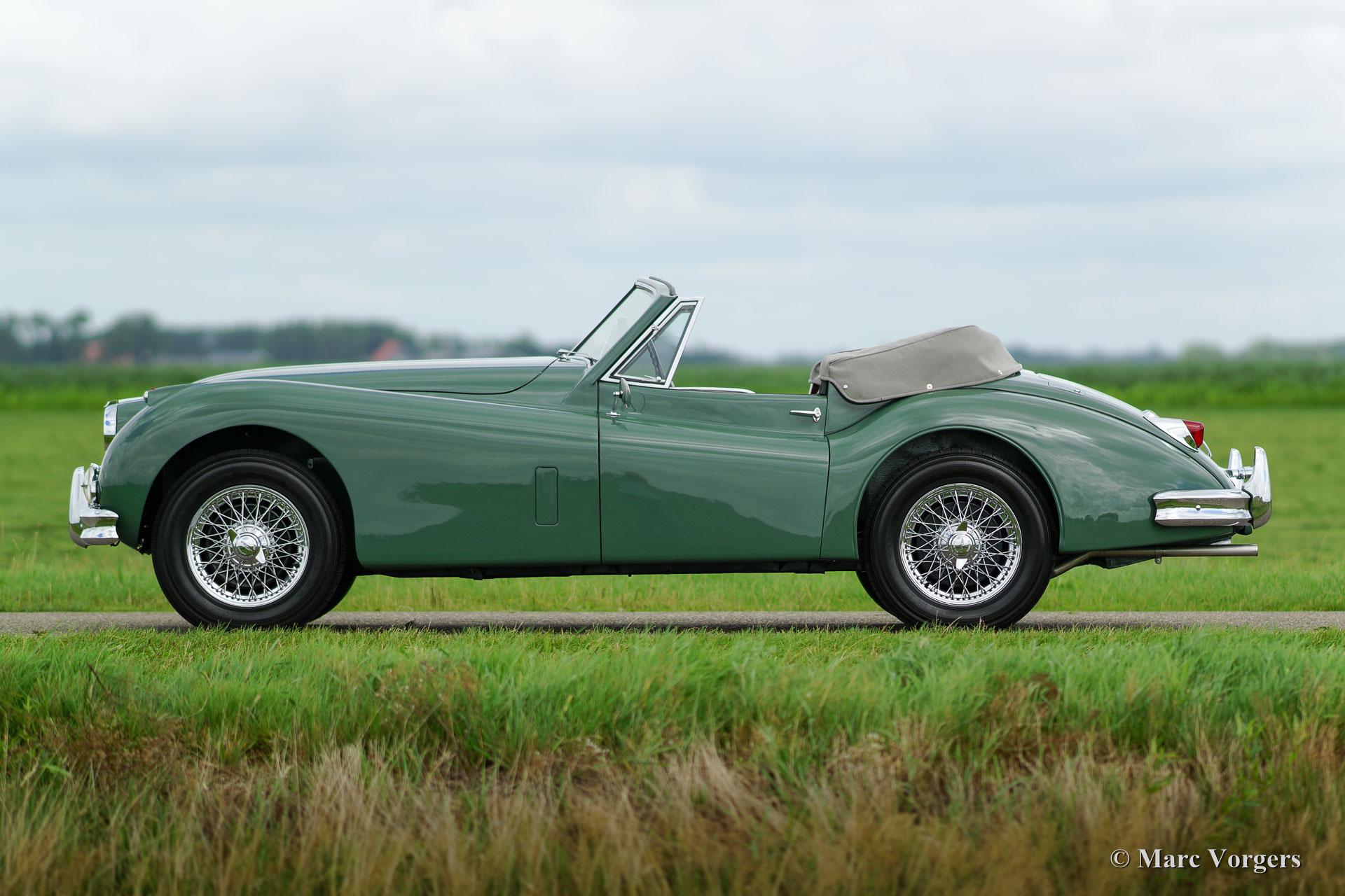Jaguar Xk 140 Se Dhc 1955 Welcome To Classicargarage