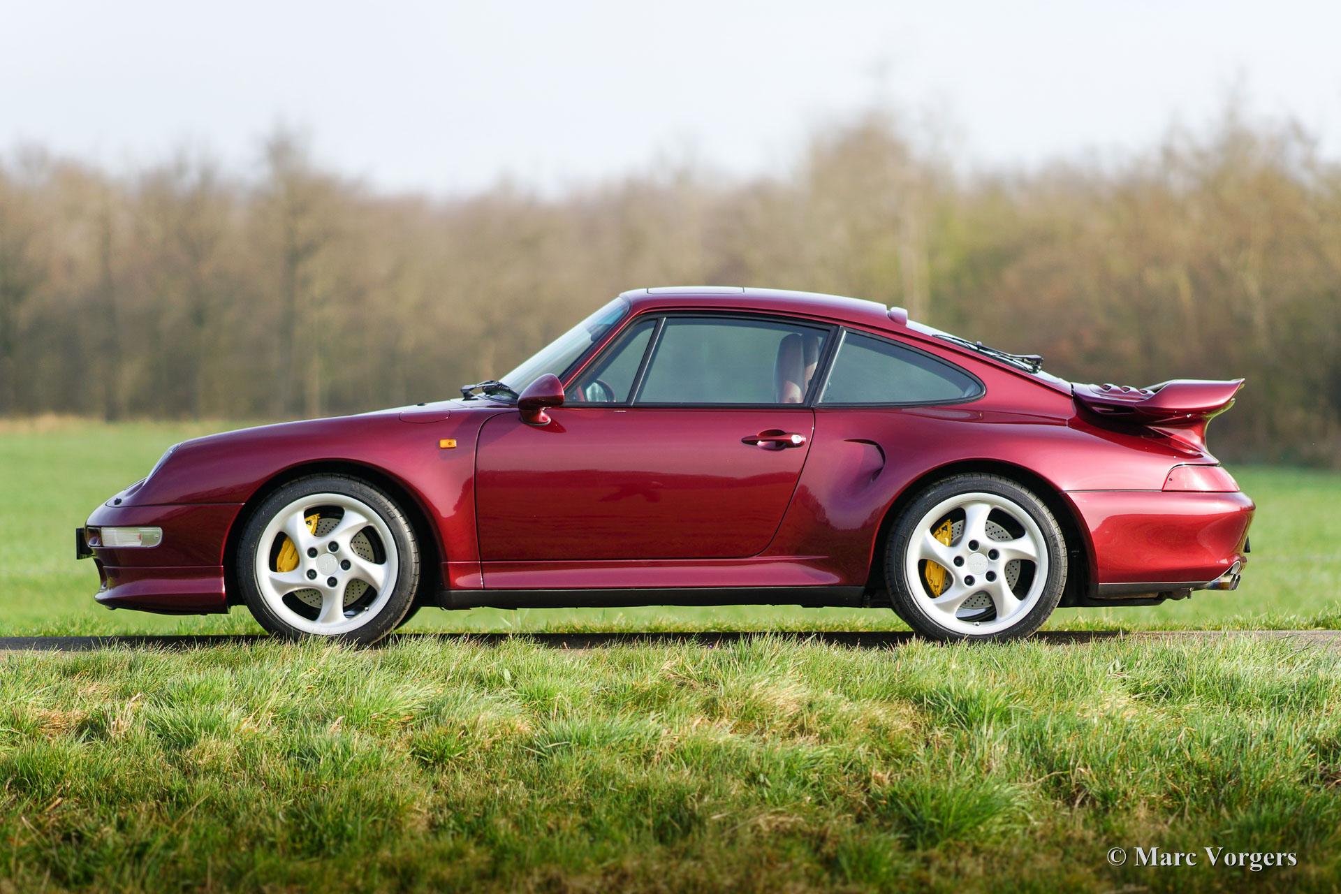 Porsche 911 993 Turbo S 1997 Welcome To Classicargarage