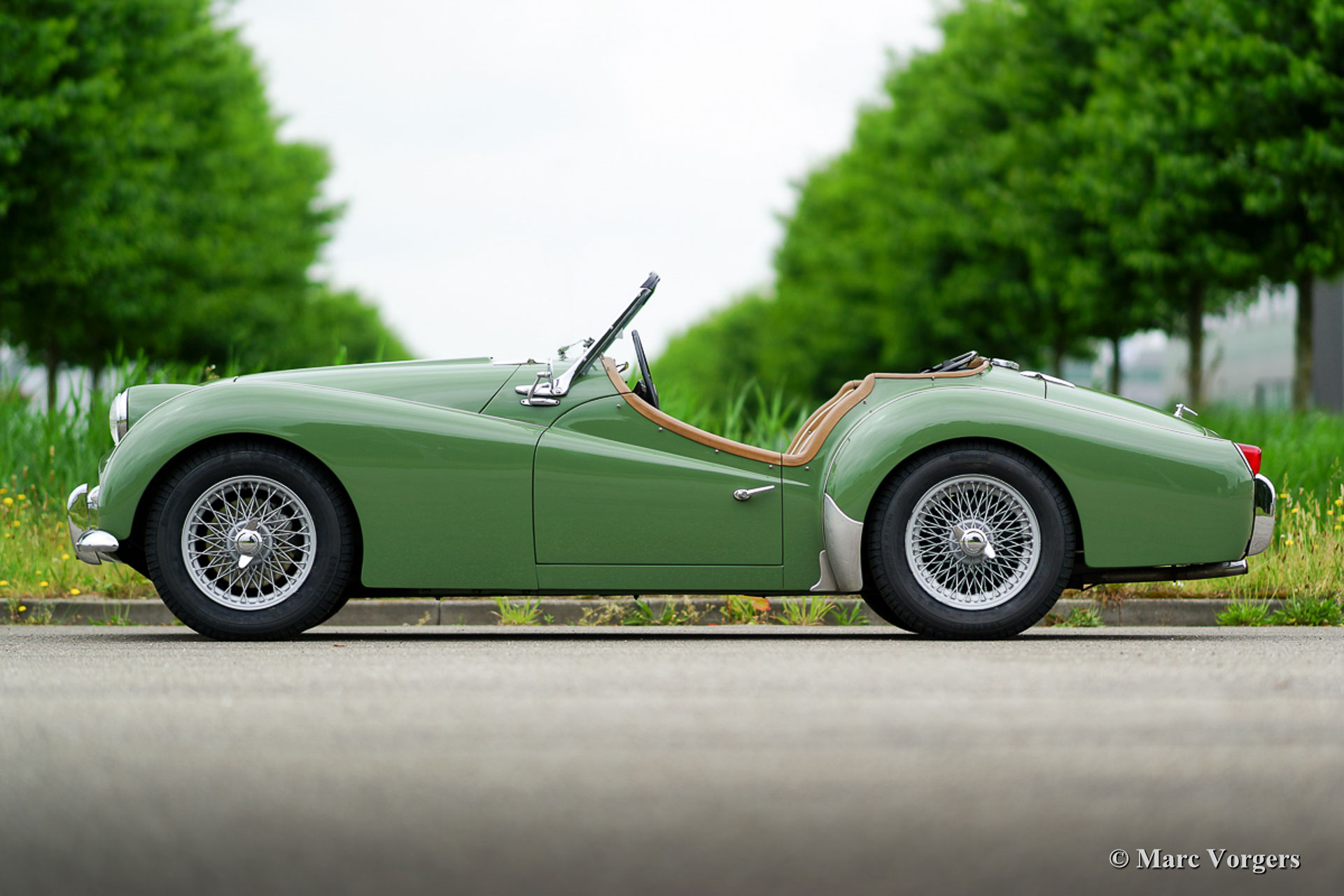 Triumph TR 3A, 1958 - Welcome to ClassiCarGarage